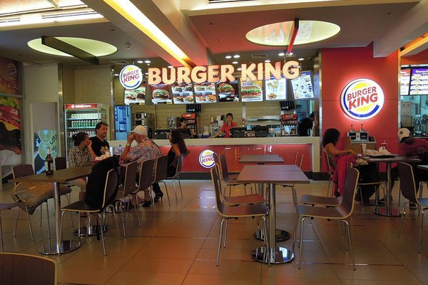 Restaurants – Burger King