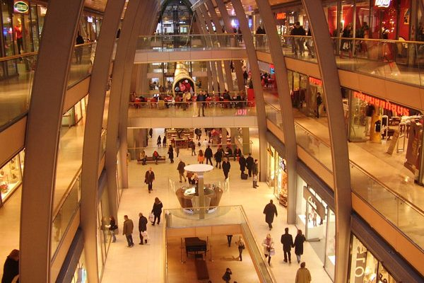 Commercial – Mall