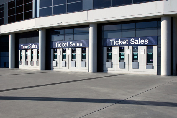 Sports Arenas – Ticket Sales
